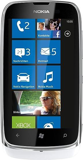 Nokia Lumia 610 8GB Negro - Smartphone (9,4 cm (3.7