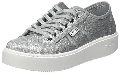 Victoria Basket Glitter, Zapatillas Unisex Adulto: Amazon.es: Zapatos y complementos