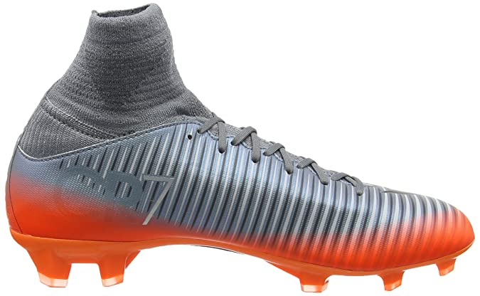 883694291 Amazon.com | Nike Junior Mercurial Superfly V Cr7 Football Boots 852483  Soccer Cleats | Soccer