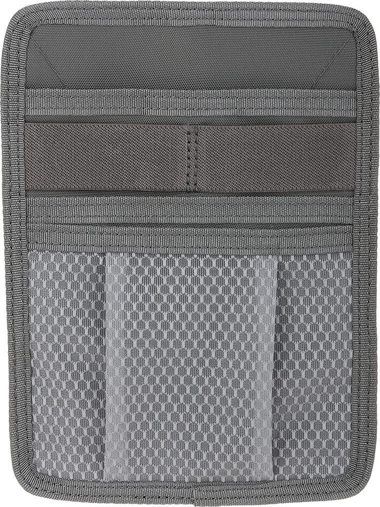 Maxpedition Entity Hook & Loop Low Profile Panel for Internal Organization, Gray