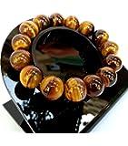 Bracelet Protection Lithothérapie Oeil de Tigre Bijoux en Pierre Naturelle