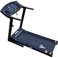 Durafit Compact 1.25 HP Continuous (Peak 2.5 HP) DC Motor Treadmill