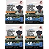 Thermacell M48 48-hrs Backpacker Mosquito Repellent Mats for MR-BP Repeller (4-Pack)