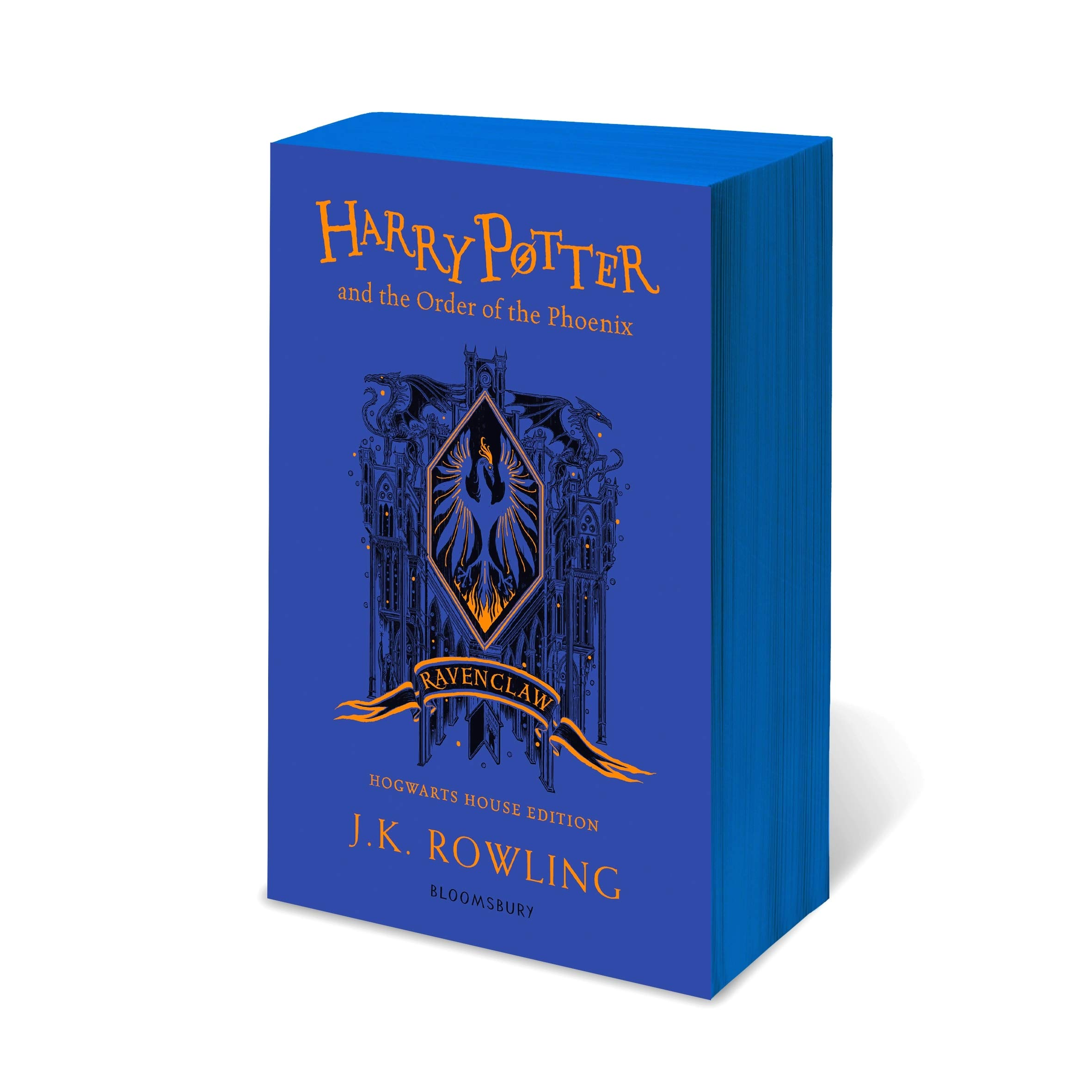 Harry Potter And The Order Of The Phoenix - Ravenclaw Edition House Edition Ravenclaw: Amazon.es: Rowling, J. K., Rowling, J. K.: Libros en idiomas extranjeros