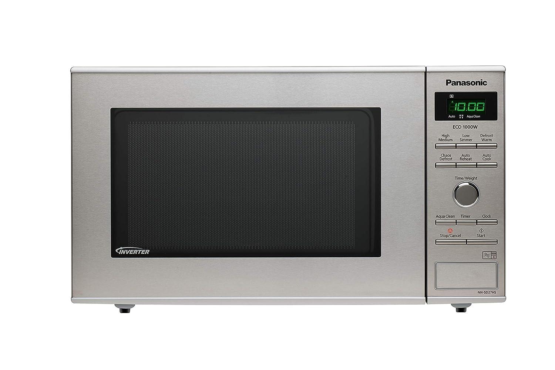 Panasonic NN-CF760M - Microondas, 230-240 V, 50 Hz, Acero ...