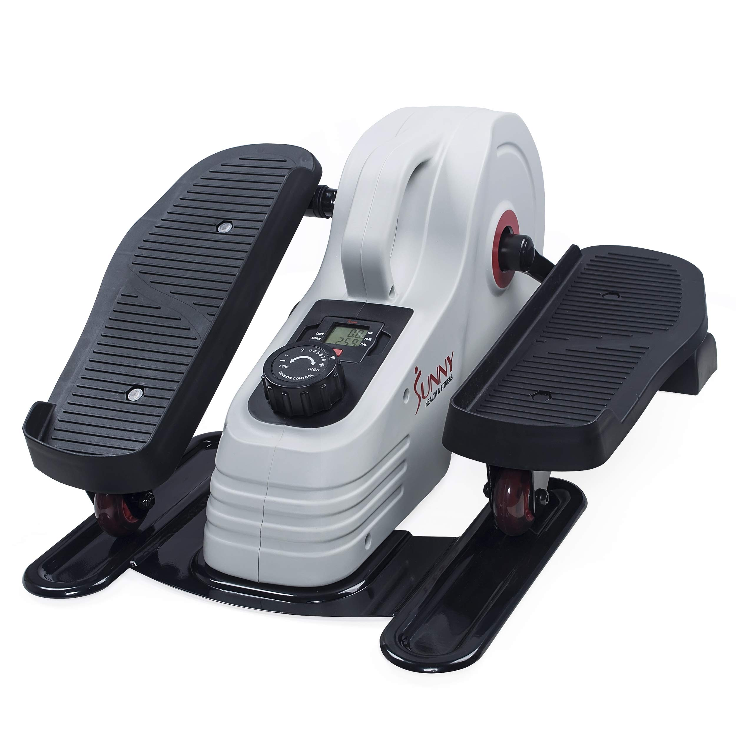 Sunny Health & Fitness Fully Assembled Magnetic Under Desk Elliptical - SF-E3872 by Sunny Health & Fitness (Image #2)