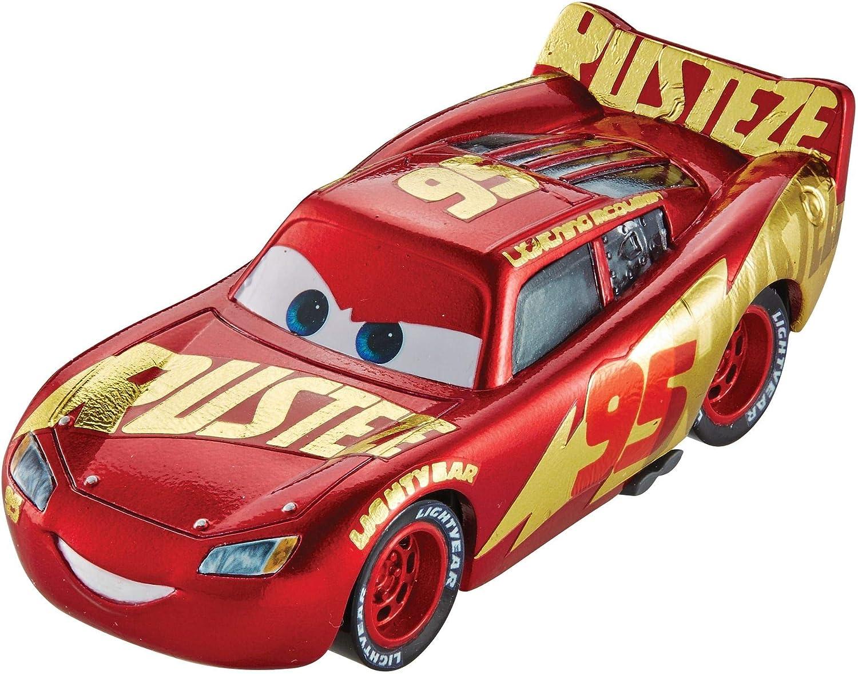Cars 3 Coche Flash McQueen (Mattel DXV45) , color/modelo surtido