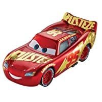 Mattel Disney Cars Rust-Eze Racing Center Lightning McQueen