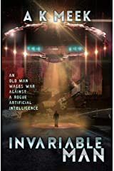 Invariable Man: A standalone sci-fi adventure Kindle Edition