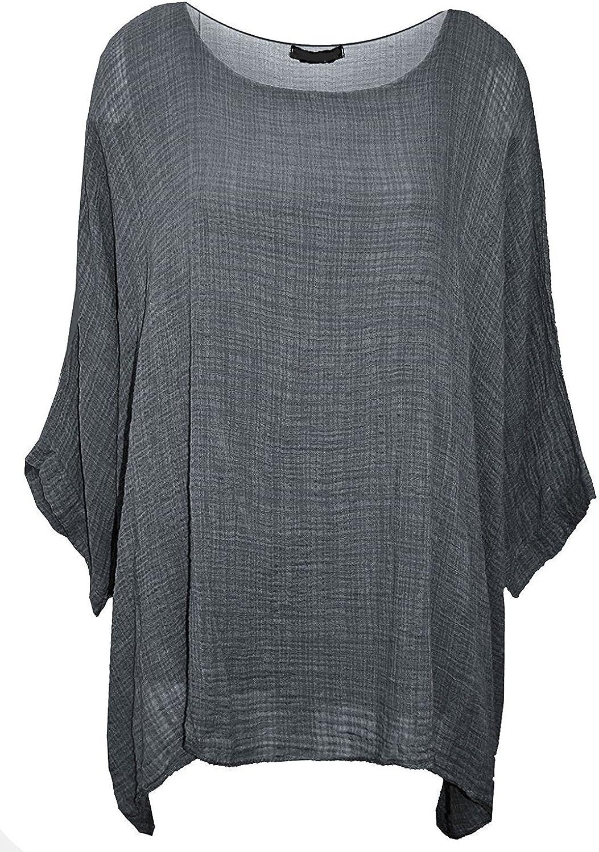 LushStyleUK New Ladies Italian Silk Trouser Women Elastic Waist Trouser Plus Sizes