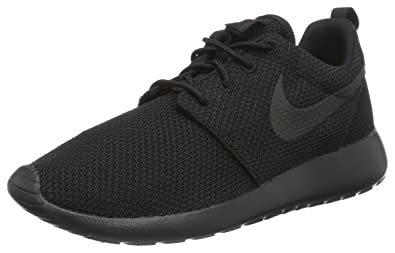 Nike Roshe One rosherun Men Lifestyle Casual Sneakers Black - 7