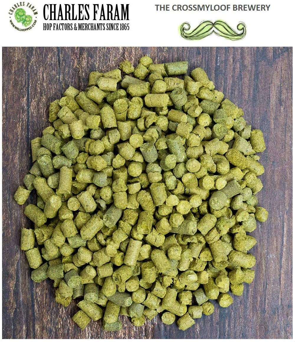Cold Stored 2020 Crop 225g Premiant Hop Pellets Foil CO2 Flushed or Poly Vacuum Packed for Freshness