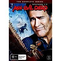 ASH V EVIL DEAD: COMPLETE COLLECTION BOX SET (6 DISC)