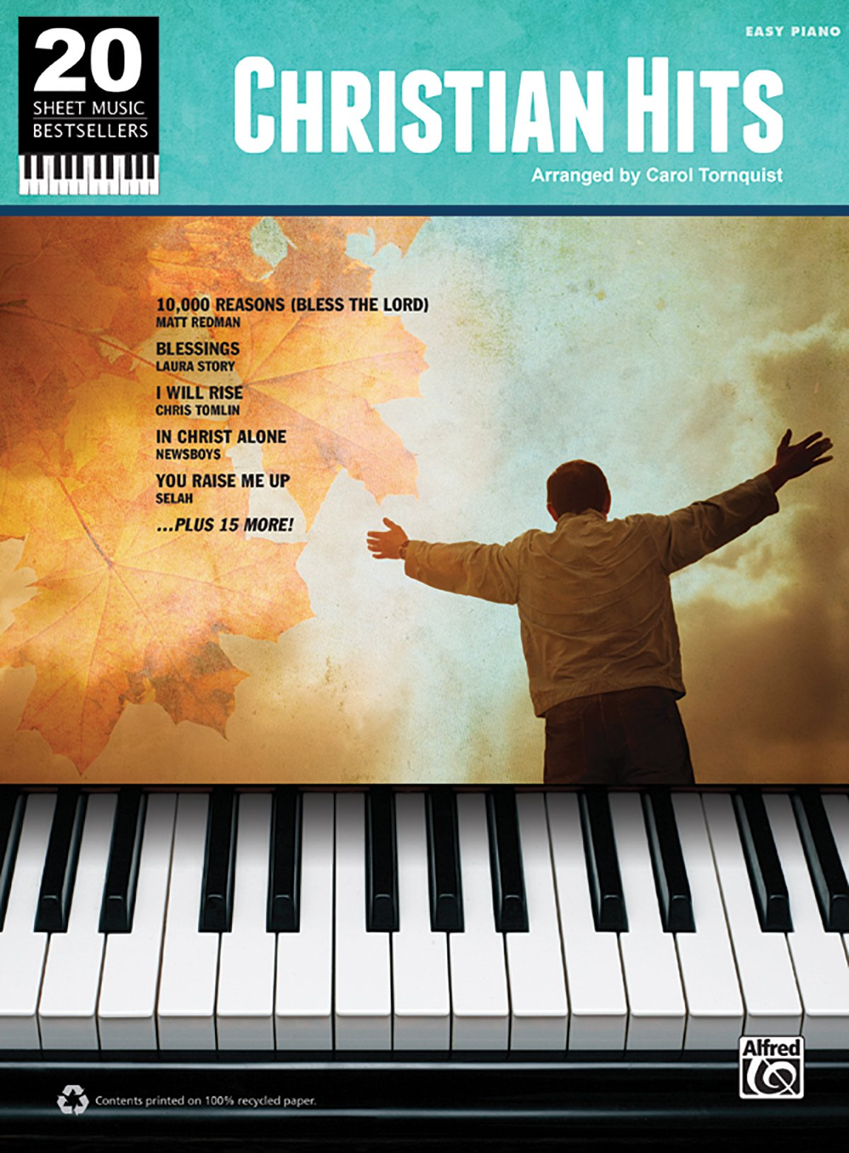 20 Sheet Music Bestsellers Christian product image