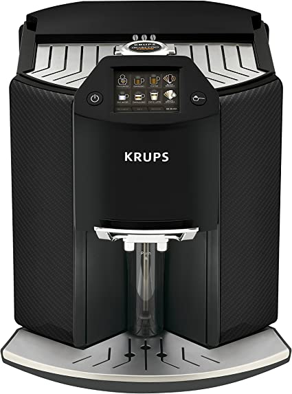 Krups – Cafetera automática Barista New Age de One Touch capuchino ...
