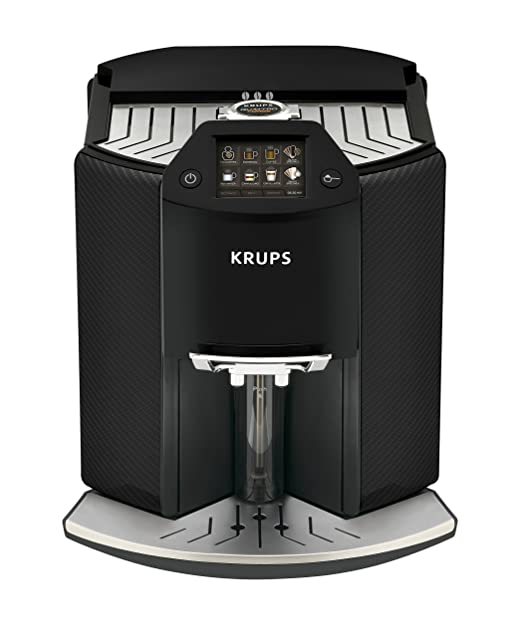 Krups - Cafetera automática Barista New Age de One Touch ...