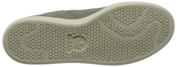 reputable site adf92 6612f adidas da Uomo Stan Smith BB0038 Sneaker, Uomo, B-BB0038, Grey, Misura 4  Amazon.it Sport e tempo libero