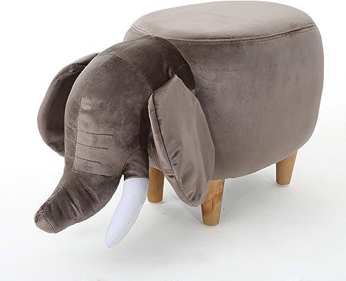 Keiki Rosie Velvet Elephant Ottoman Review