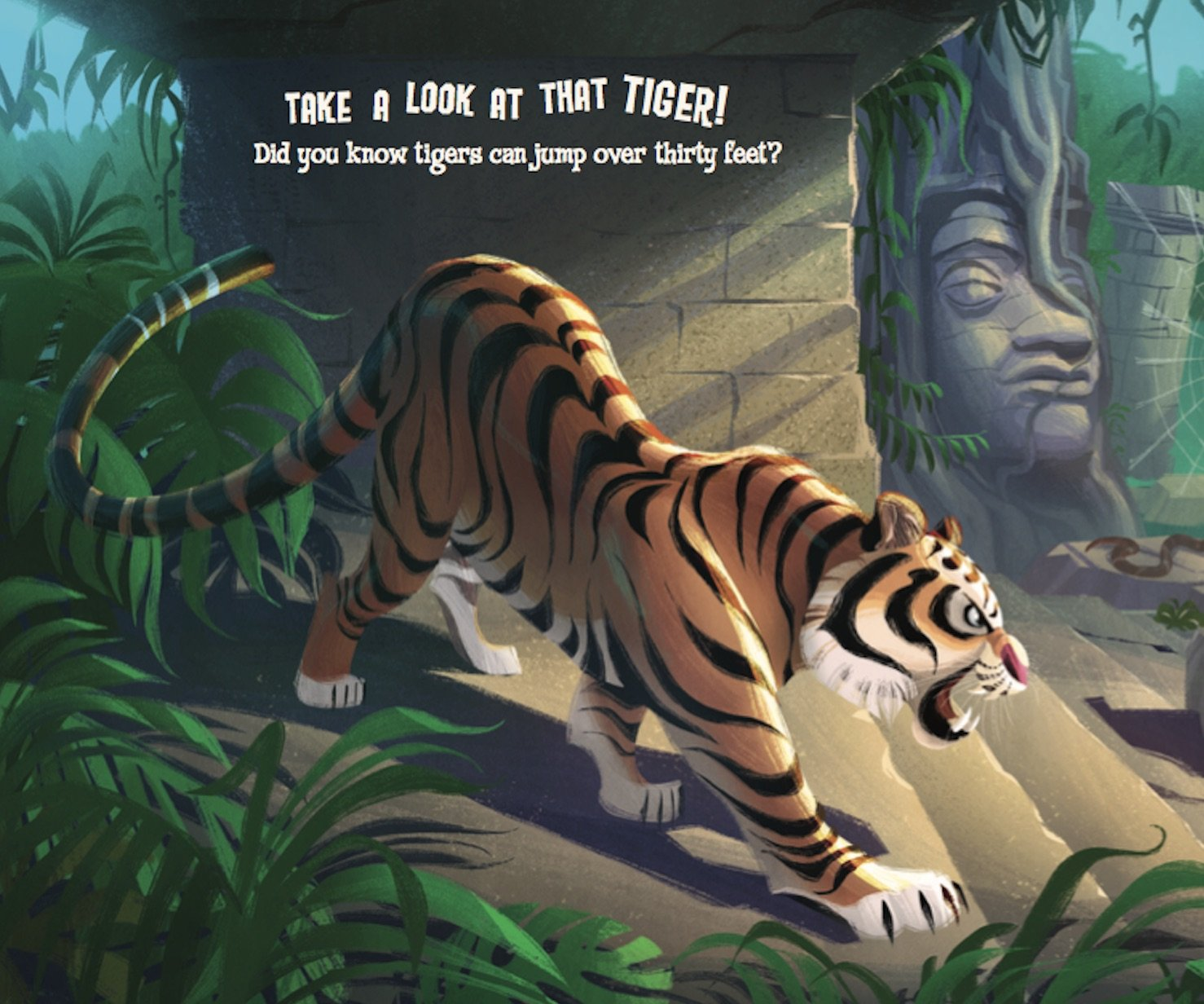 Disney Parks Presents: Jungle Cruise: Purchase Includes a CD with Narration! by Disney Press (Image #6)