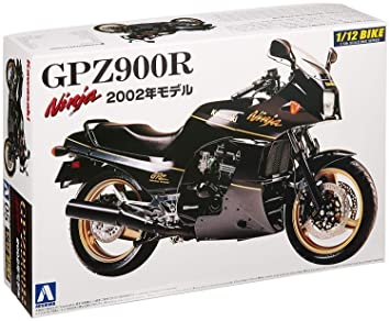 1/12 Naked Bike No.05 Kawasaki Ninja GPZ900R 02 (japan ...