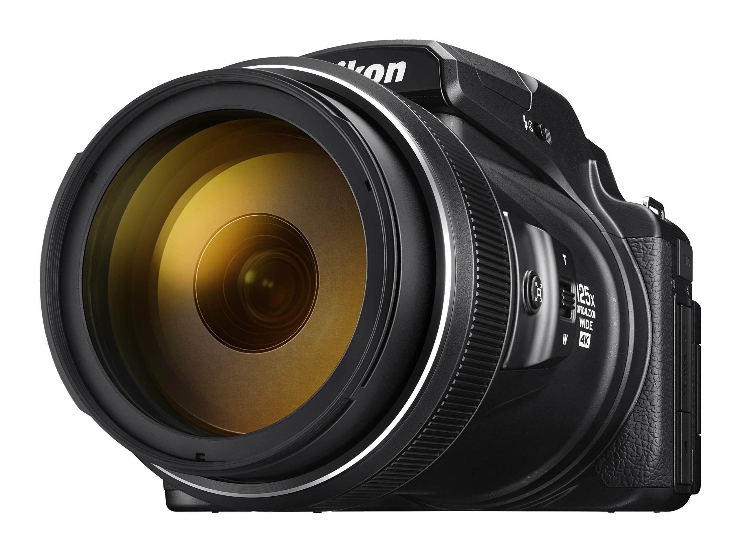 Nikon VQA060EA Coolpix P1000 - Black