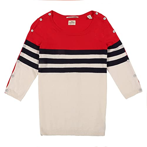 Maison Scotch Bretton Stripe Top