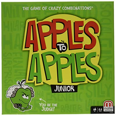 Apples to Apples Junior(Packaging May Vary): Toys & Games [5Bkhe0503007]