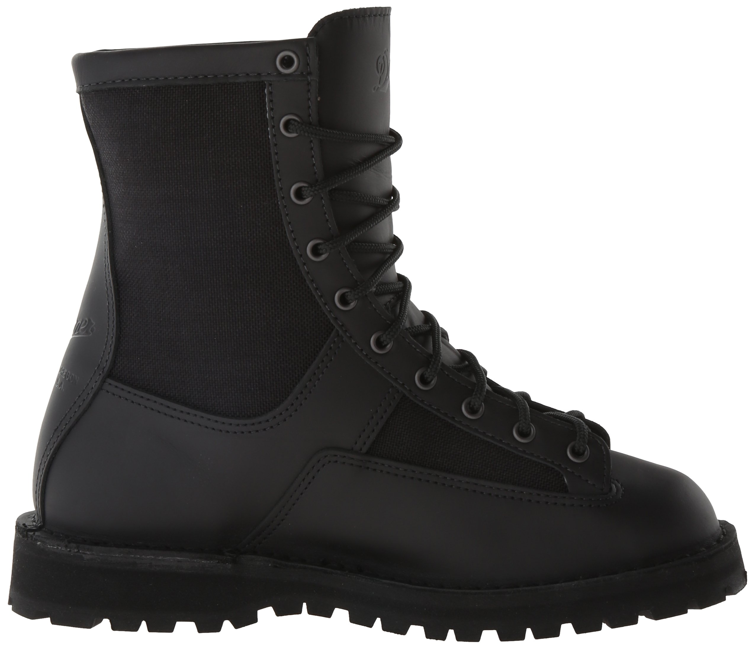 Danner Men's Acadia 8'' 200G Military and Tactical Boot, Black, 13 B US by Danner (Image #6)