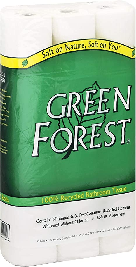 10 Sheet Pack 36 Sq Ft Green Tissue Paper