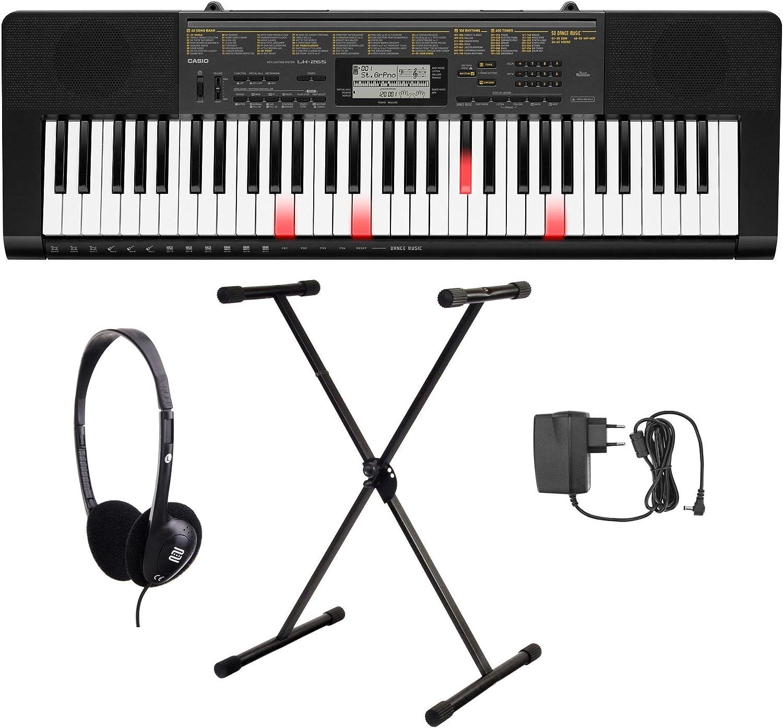 Casio LK 265ca Bombilla teclas Deluxe Set de teclado (61 ...