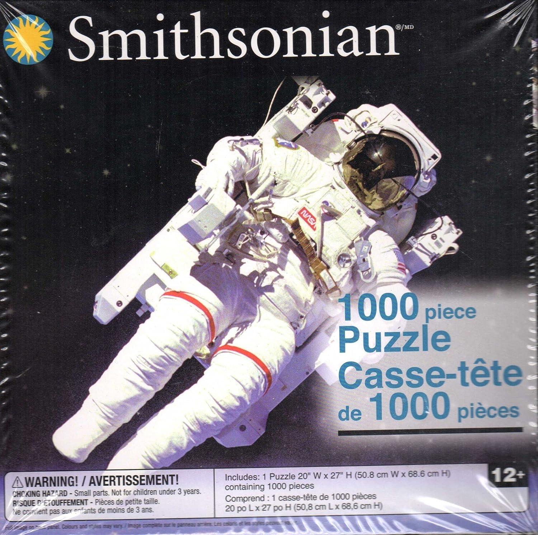MMU 1000 Piece Puzzle (SmithsonianBruce McCandless)