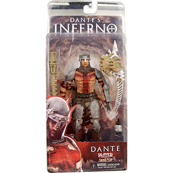 Details about  /Dantes Inferno Action Figure NECA