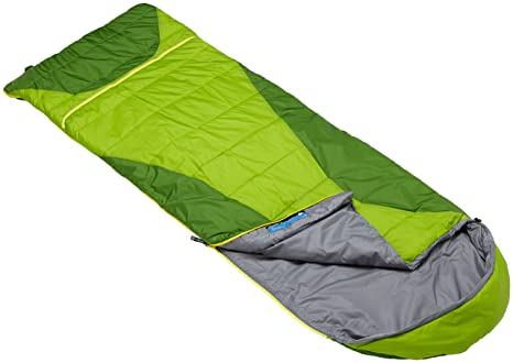 Deuter Dreamland Saco de Dormir, Unisex Adulto, Verde (Kiwi/Emerald),