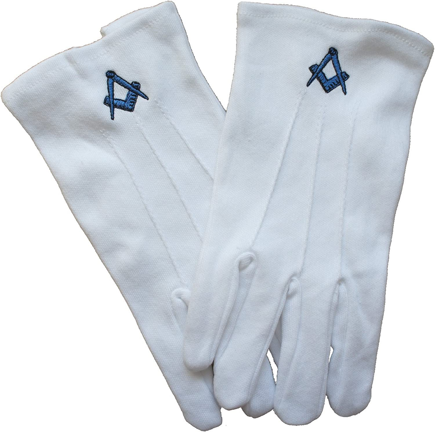 Clermont Direct 100/% Cotton White Gloves