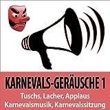 Trommelwirbel lang - Steigerung Spannung für die Karnevalssitzung