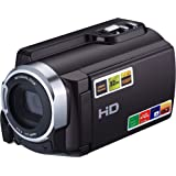"""KINGEAR HDV-5053 24MP HD 1080P 3.0"""" LCD Screen Digital Video Camcorder With Wifi"""