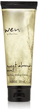 Wen By Chaz Dean Wen Sweet Almond Mint Anti Frizz Styling Creme, 4 Fl. Oz. by Wen By Chaz Dean