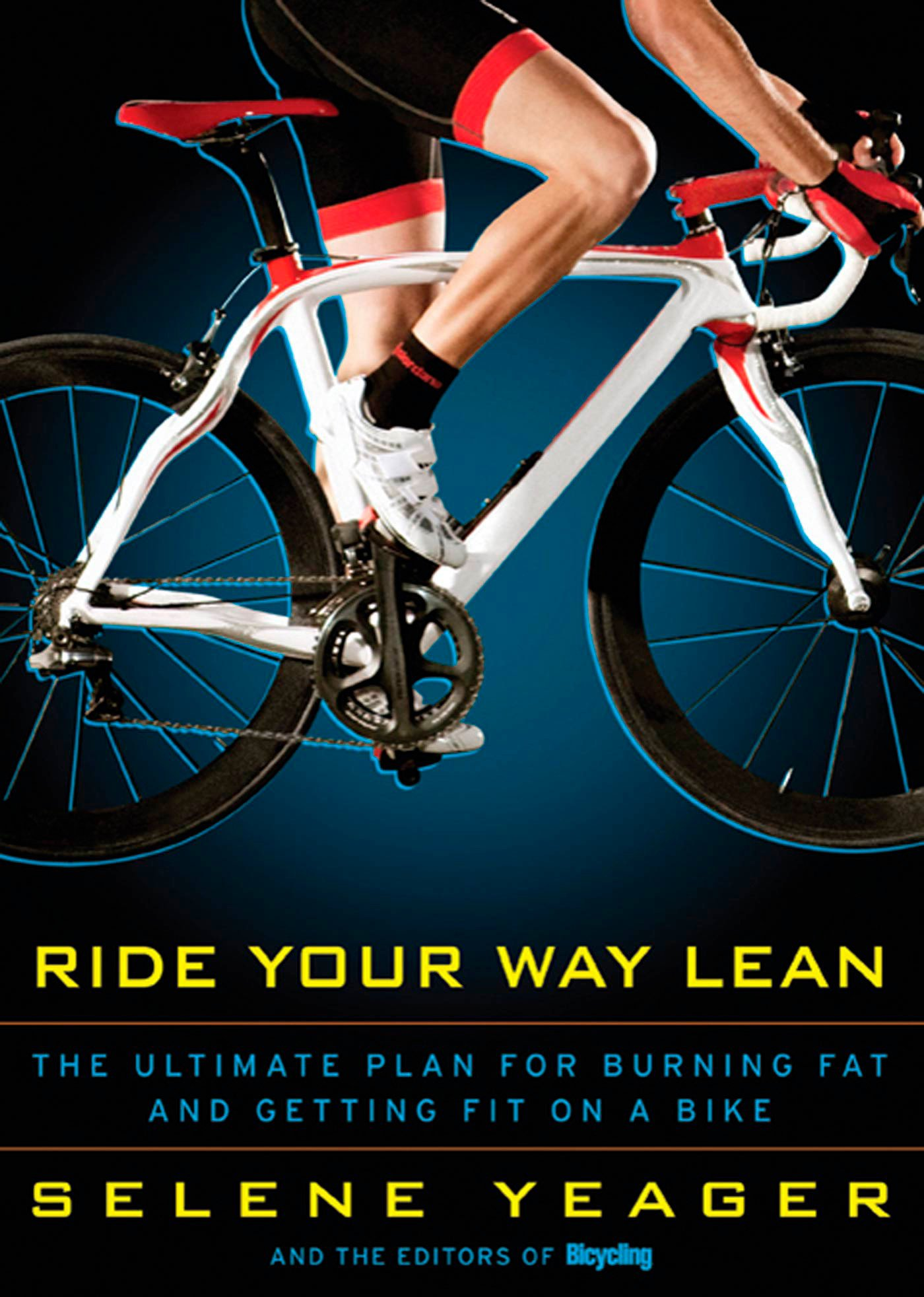 burn fat riding bicycle