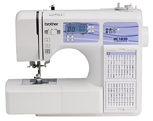 Amazon Brother Computerized Sewing And Quilting Machine HC40 New Brother Sewing Machines Prices