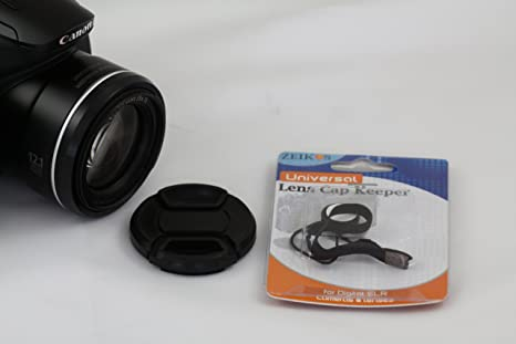 Review 52mm Lens Cap With