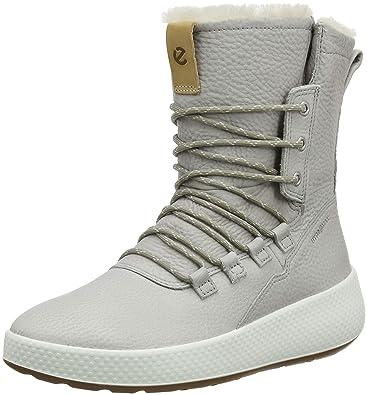 77409194b8bd30 Ecco Damen Ukiuk Schneestiefel  Amazon.de  Schuhe   Handtaschen