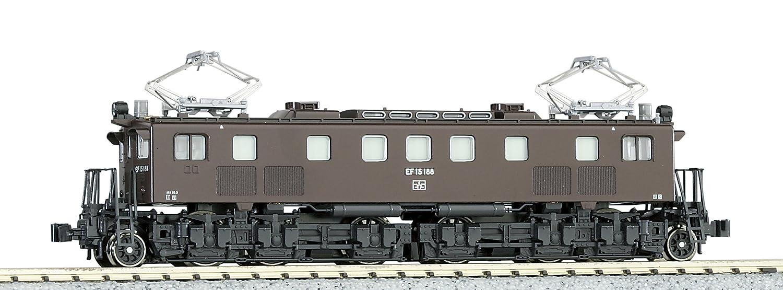流行 KATO Nゲージ EF15 Nゲージ EF15 電気機関車 最終形 3062-2 鉄道模型 電気機関車 B0040ADFCG, よかろもんTOWN:1e7c489c --- a0267596.xsph.ru
