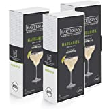 Bartesian Margarita Cocktail Mixer Capsules, Pack of 18 Cocktail Capsules, for Bartesian Premium Cocktail Maker (55402)
