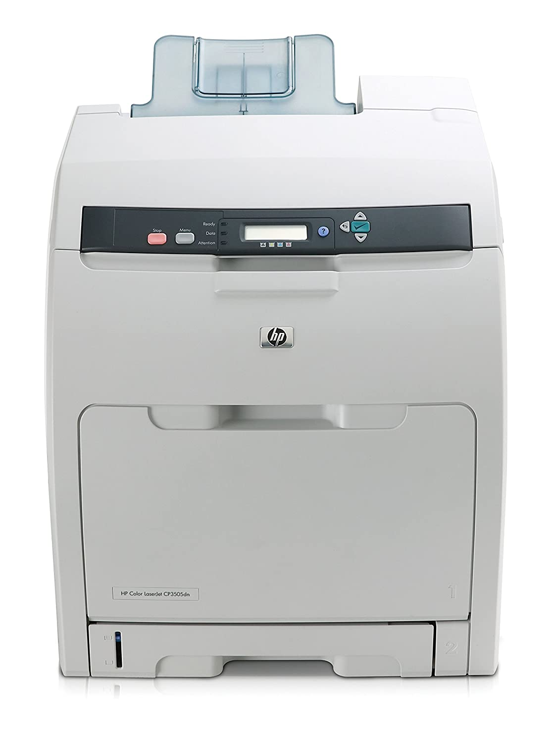 Amazon.com: Hewlett Packard Refurbish Color Laserjet CP3505DN Laser Printer  (CB443A): Electronics