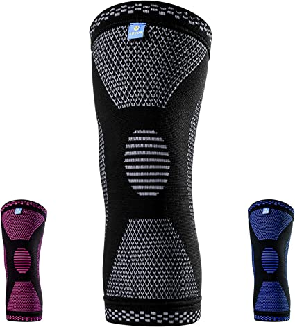 Knee Compression Sleeves Joint Protection And Support For Sport Knee Pain Relief