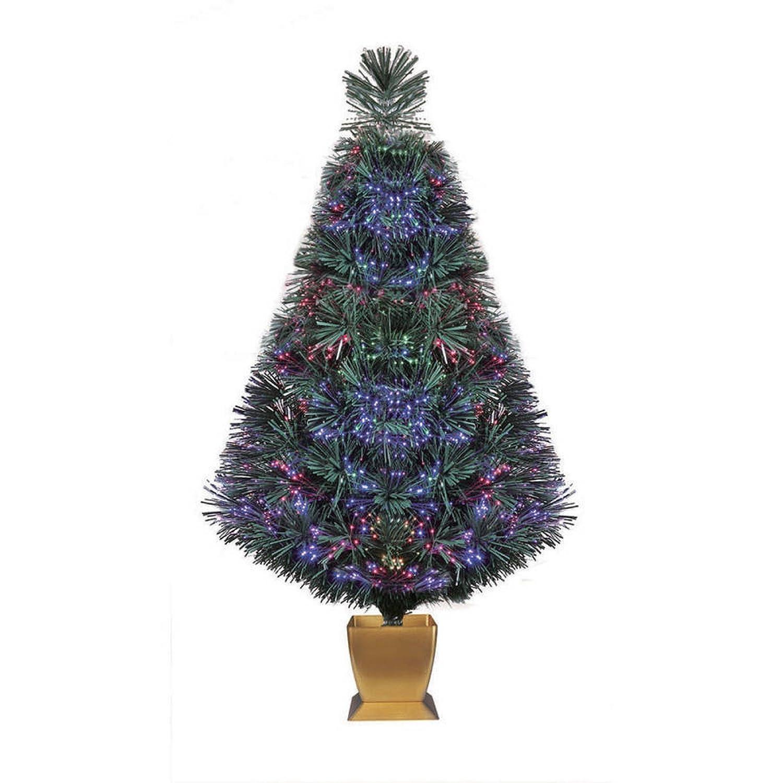 Small Fibre Optic Christmas Tree