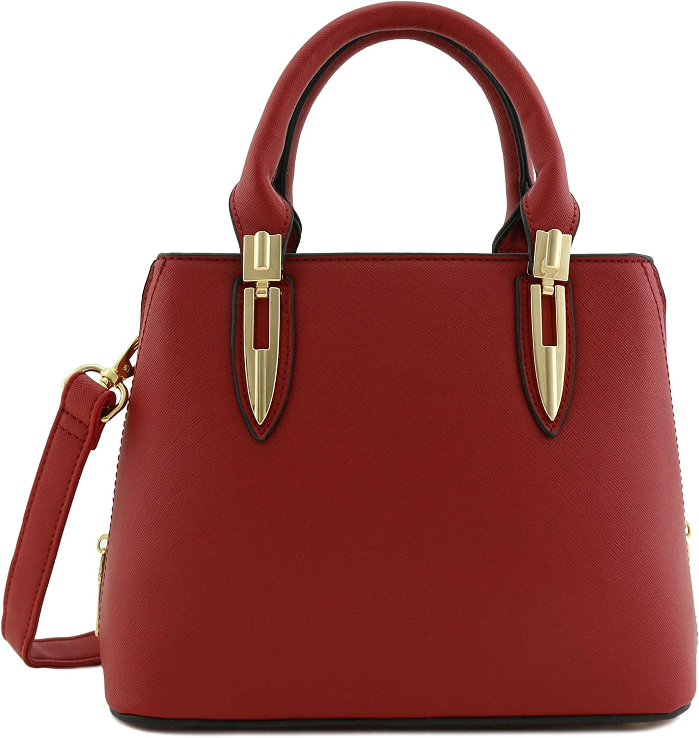 Expandable Mini Satchel Top...
