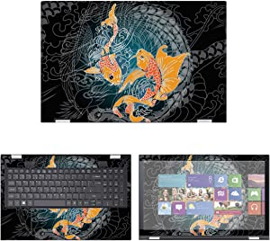 """Decalrus - Protective Decal Skin Sticker for Acer Spin 3 SP315-51 (15.6"""" Screen) case Cover wrap ACspin3_sp315-42"""