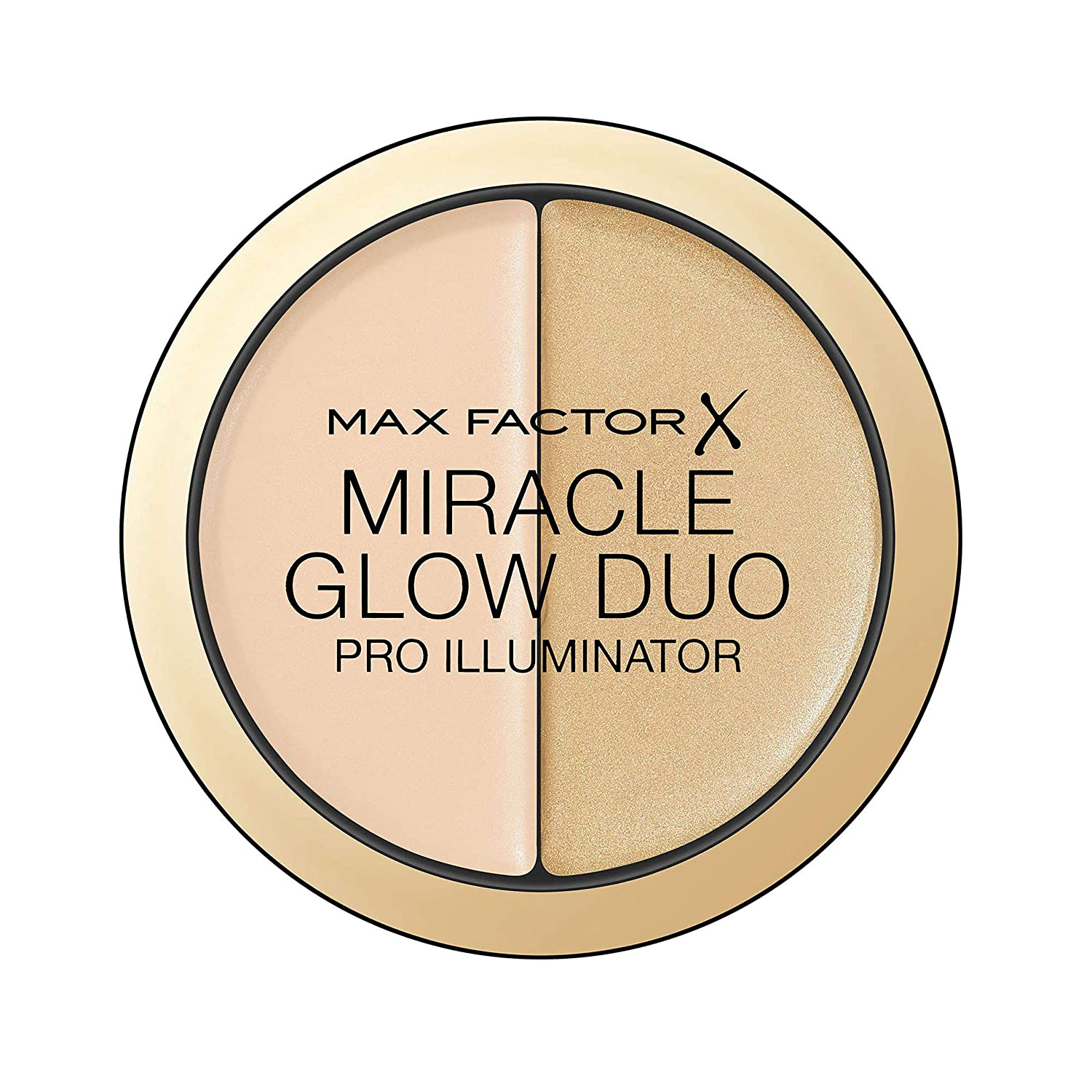 Max Factor Miracle Glow Duo Creamy Highlighter 10 Light