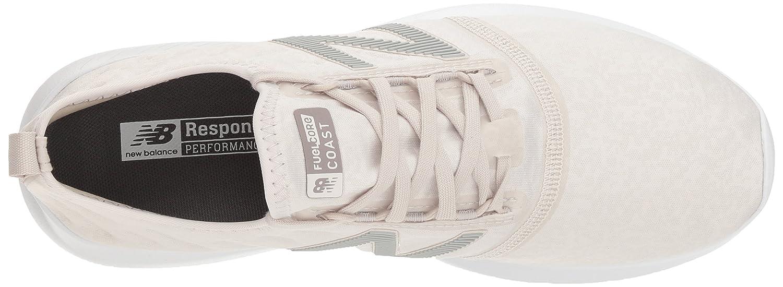 New Balance Women's Coast V4 FuelCore Running Shoe B075R6YZSY 11 D US|Moonbeam
